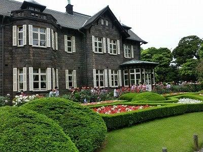 北京大学に短期留学をしました。-旧古河庭園