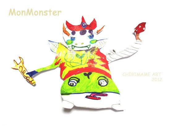 オリジナルゲームのキャラクター