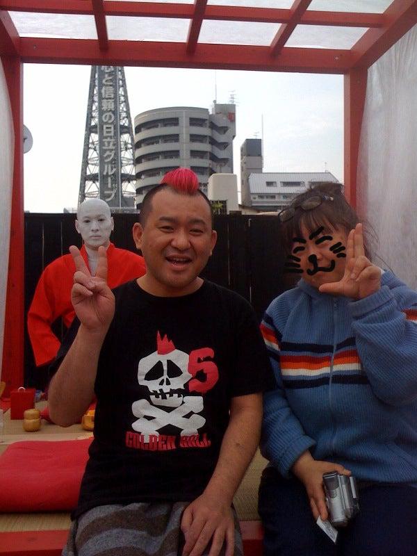 おまけ道@琵琶湖畔で実家生活♪ポテチンっ♪-20120526まぁ君と健ちゃんと