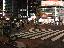 新宿ではたらくサイコロ社長(セミナー企画・アロマサロン経営・ITエンジニアリング)-被災地鯉のぼり 新宿