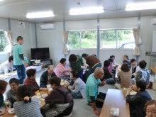 浄土宗災害復興福島事務所のブログ-20120523上荒川①