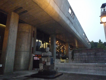 在りし日の日記-東京文化会館2