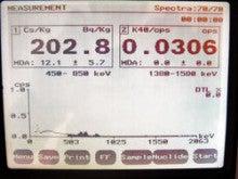 チダイズム ~毎日セシウムを検査するブログ~-SHA146