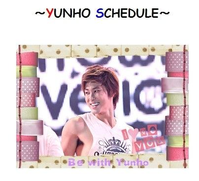 $かちかじゃBe with YUNHO