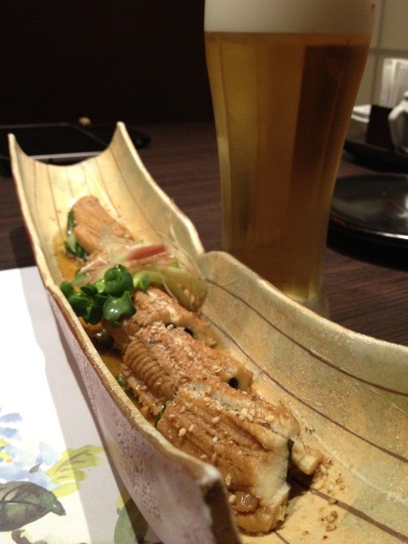 ながもん大好きやねん-美食同源ながもんや日本一長い鰻ざくならぬ穴ざく。