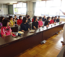 MJSCスタッフのブログ-勉強会