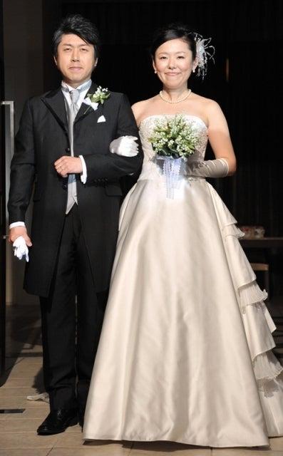 花嫁のブーケ-新郎様 新婦様