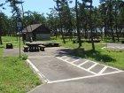 軽キャンパーファンに捧ぐ 軽キャン◎得情報-休暇村能登千里浜シーサイドオートキャンプ場車いす