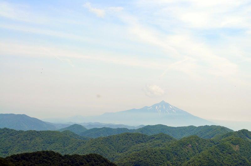 $白神山地ツアーの白神なびスタッフブログ-2012年6月上旬の白神山地・二ツ森9