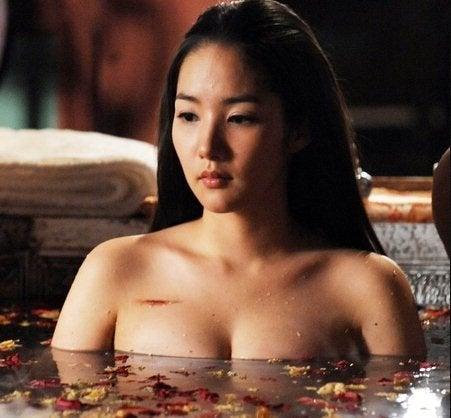 パク・ミニョン ヌード 韓国女優・パク・ミニョン、おっぱいが歩くたびにぷるぷる揺れる ...