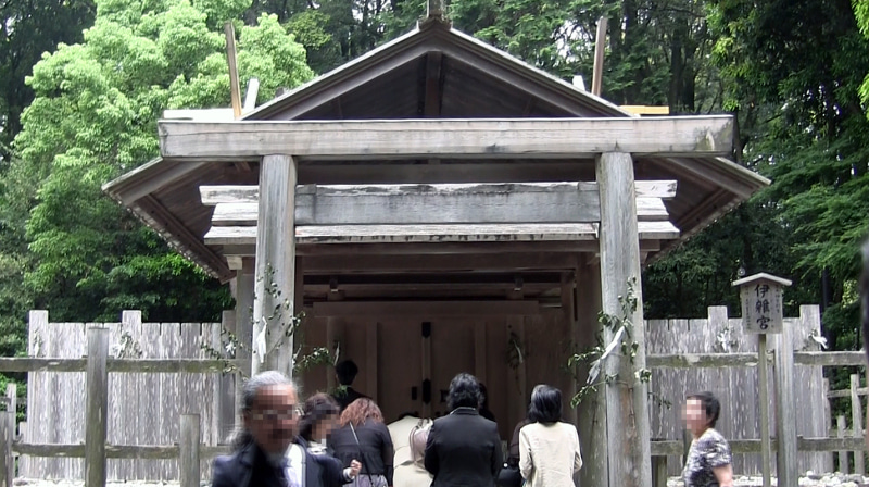 ののちゃんブログ-伊雑宮