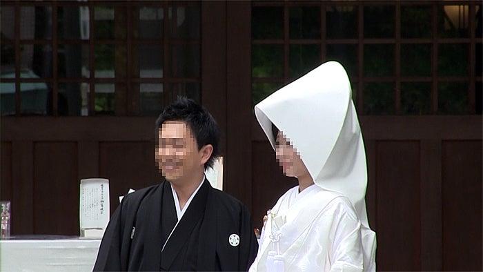ののちゃんブログ-猿田彦神社での結婚式
