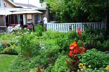 ガーデンと暮らすライフスタイル