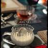 ★今月のおまけのスイーツは 『黒ゴマプリン&ルバーブのマカロン』の画像