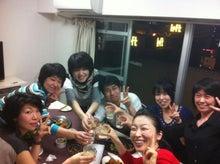 $Yoko Kiriki 's blog -共同経営者 お祝い
