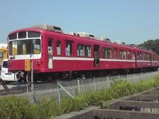 ぽけあに鉄道宣伝部日誌(仮)-kq809F