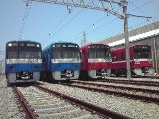 ぽけあに鉄道宣伝部日誌(仮)-kq606F&2157F&1051F&1725F
