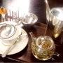 ある日のお茶☆レモン…