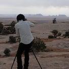 """7年前!秘境""""ミューレーポイント"""" in Monument Valleyの記事より"""