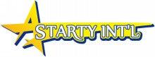 $STARTY INT'L Inc. デザイナーのブログ-会社ロゴ