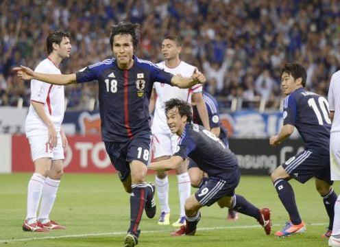 遠藤保仁 サッカー 日本代表 カナダ ヨルダン 練習 合宿