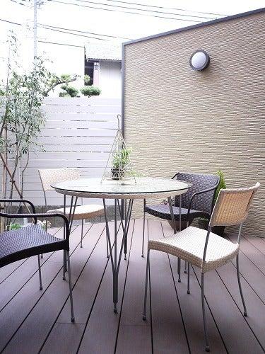 名古屋・一宮のキッチンスペースプランニング【PA★DU-DUE】のブログ-N様邸ガーデン家具2