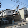大田区で店舗併用住宅の画像