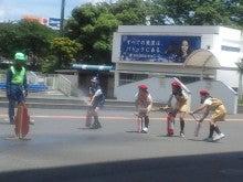 昭和のプロレスラー、健悟の稲妻日記-大井消防団消防操法大会-3