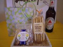 できたてロールケーキのお店 Lump(ルンプ)のブログ-ナチュラルスティッキー&ミックスナッツ