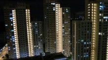 シンガポールの部屋から3