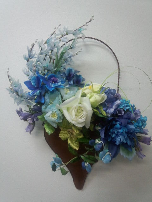 バツイチ女社長の気まぐれブログ-布花