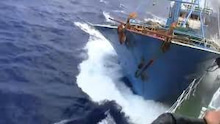$日本人の進路-中国漁船03