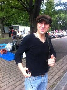 公園deSalsa Official Blog-Reza先生