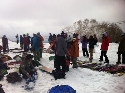 三輪明子の Very☆Very SnowBoard!!