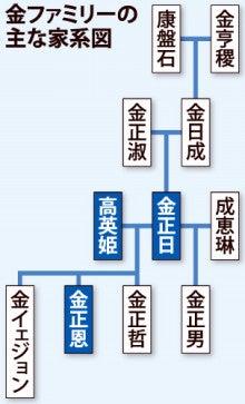 家 金 系図 日 正