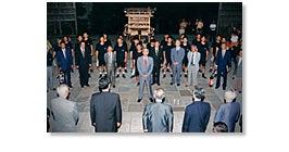 「魚の町 川船」長崎くんち2012-長崎くんち2012今後行事2