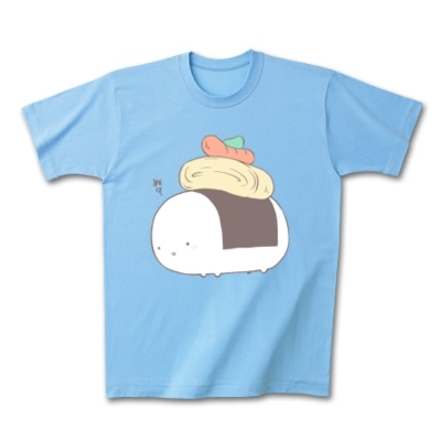 $うさや出張所。Tシャツとかを作ったよ!