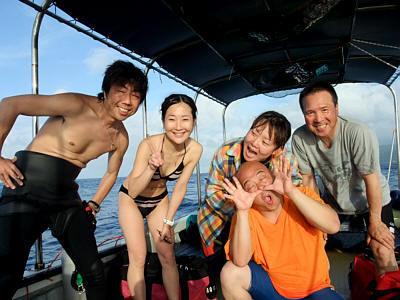 海冒主うみぼうずのブログ:byまのっち-ボート出発前