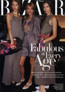 $Freja-2005.10Harper's Bazaar
