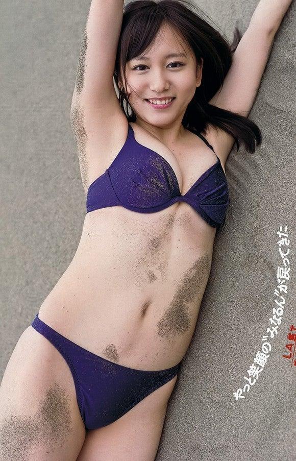 AKB48茂木忍の水着画像!グラビアや水着 ...
