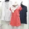 綿素材で着易いポップなチュニック★奈良・ファッションセレクトショップ★ラレーヌの画像