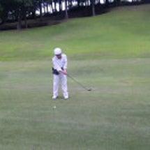 恩師とゴルフ!