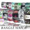 Jane Kahn LONDON バングルウォッチの画像