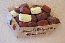 食べて飲んで観て読んだコト+レストラン・カザマ-ベルギーチョコ