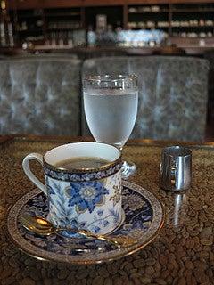 晴れのち曇り時々Ameブロ-喫茶店煉瓦の「ダッチコーヒー」