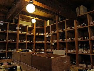 晴れのち曇り時々Ameブロ-和飲蔵のワインセーラー