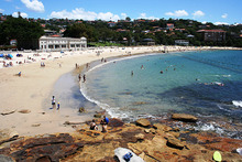きっこの毎日-Balmoral beach 1 from Sailcorp