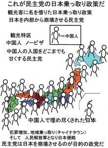 $日本人の進路-日本乗っ取り