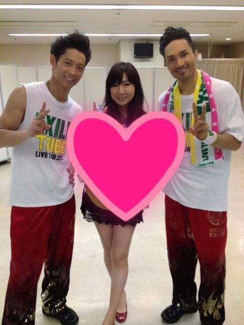 EXILEライブ終了後に♪ 河村直子オフィシャルブログ「本当の自分と出逢う旅」Powered by Ameba