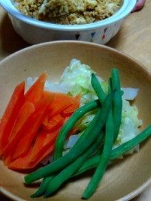 おおきな木の気になるブログ-ルクエで蒸し野菜